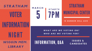 voter information night