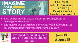 Adult Online Summer Reading Program