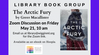 Library Book Group The Arctic Fury