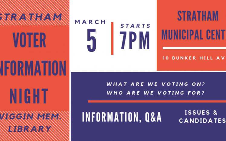 voter information night
