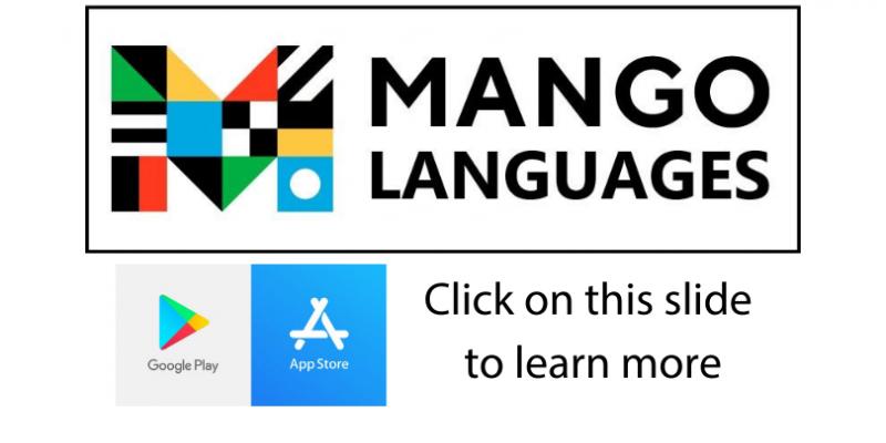Mango languages promo
