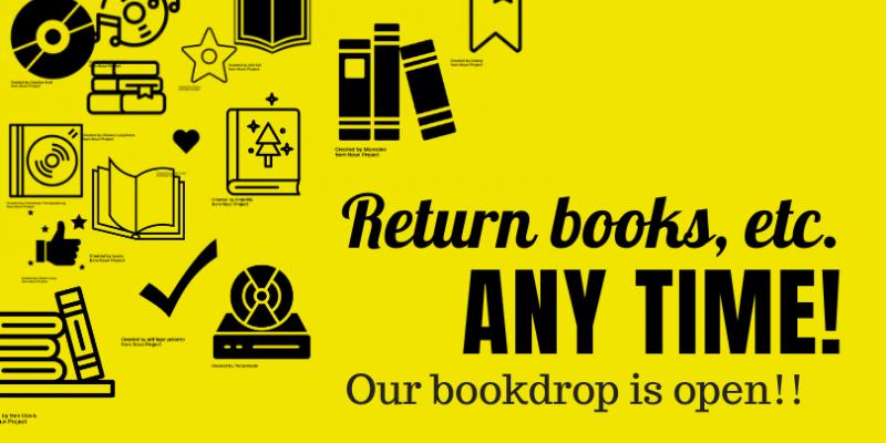 return books now